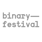 Binary Festival logo